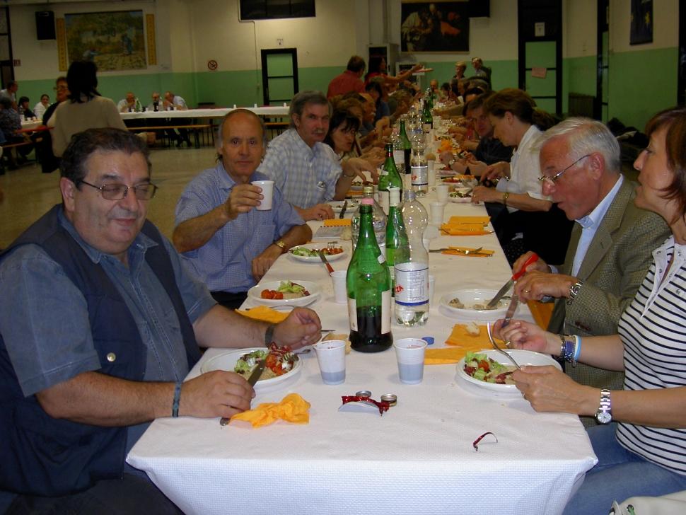 Brindisi di fine giugno 2006