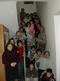 Albisola_Santuario della Pace_Casa_Betania_foto di gruppo