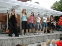 Balletto equipe Diavoli Rossi