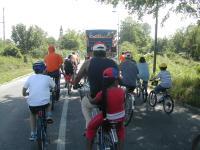 La biciclettata - Chiaravalle