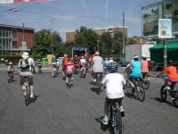 La biciclettata - P.le Bologna