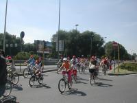 La biciclettata - Rogoredo
