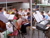 Musica, coristi