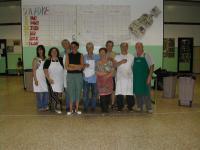 Giugno 2007-Cena Comunitaria lo Staff