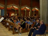 Processione-Scout e I comunione