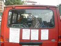 La bicilonga-il camion scopa