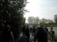 La bicilonga-verso Via Rosselli