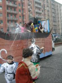schiumata di Carnevale